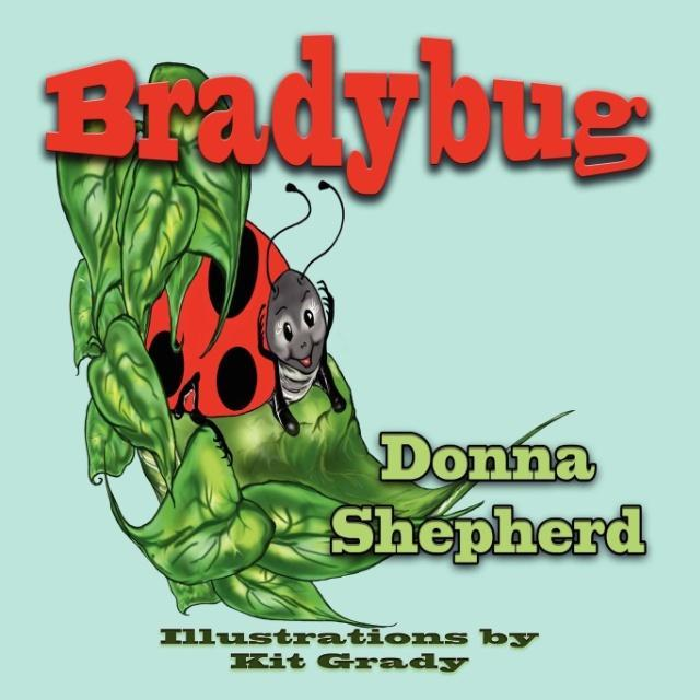 Bradybug als Taschenbuch