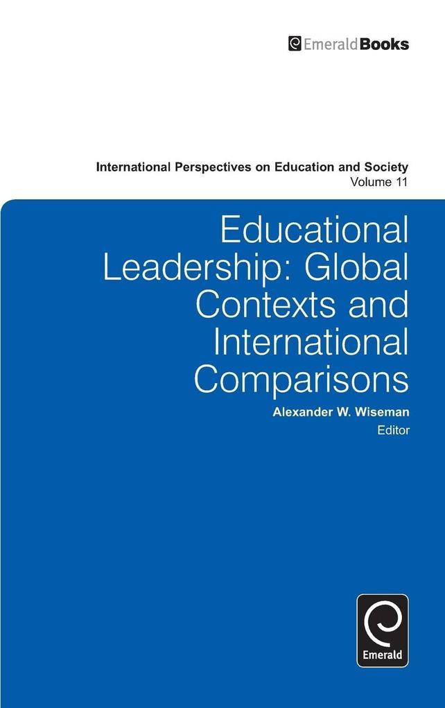 Educational Leadership als Buch (gebunden)