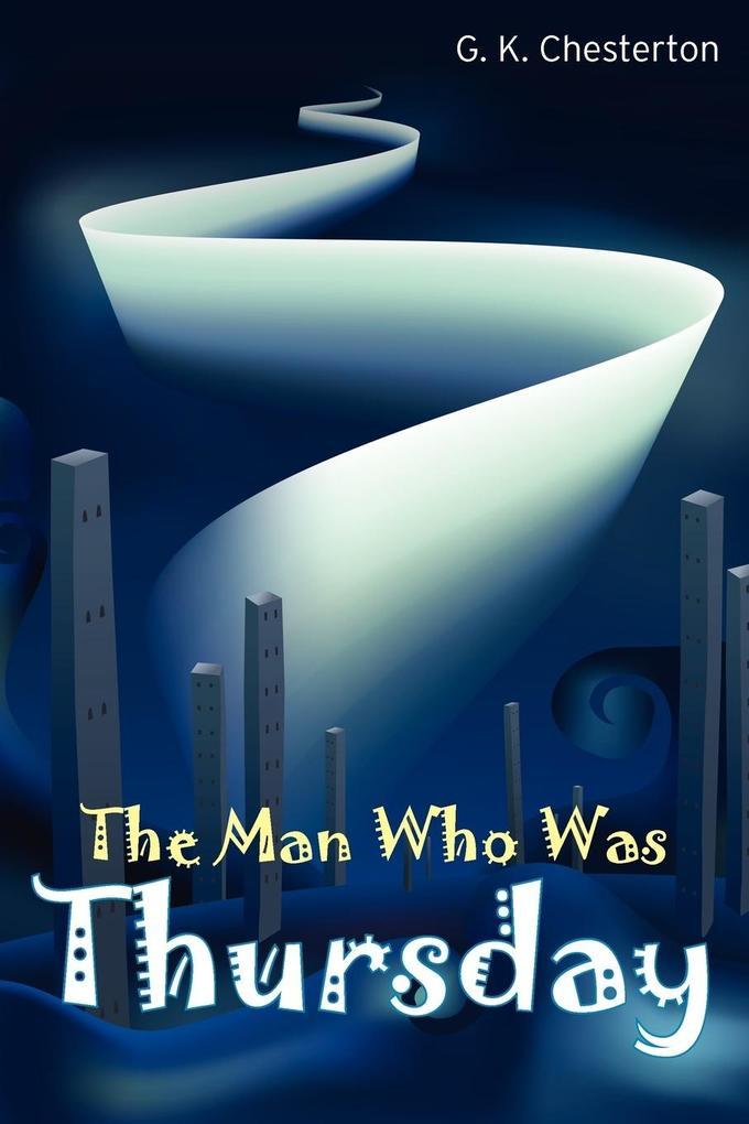 The Man Who Was Thursday als Taschenbuch