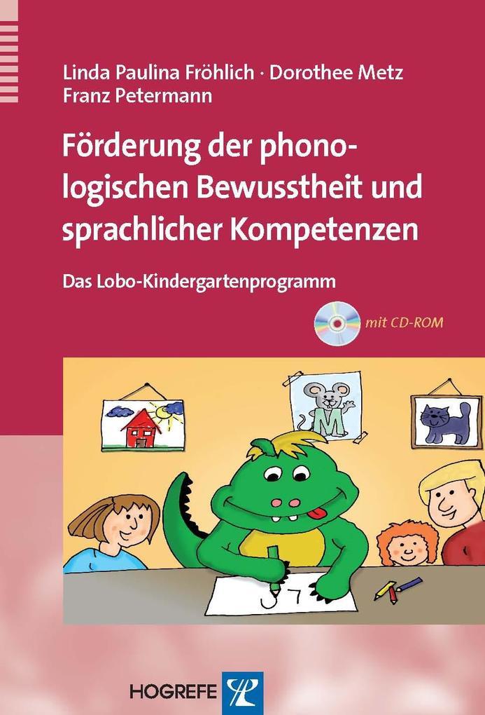 Förderung der phonologischen Bewusstheit und sprachlicher Kompetenzen als eBook pdf