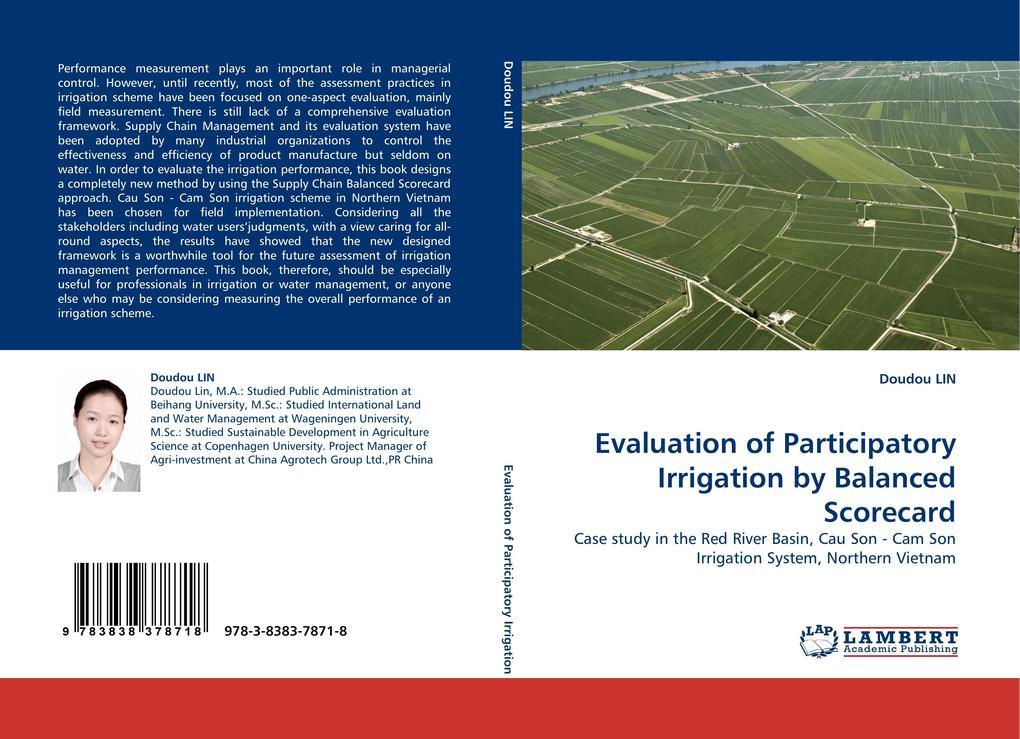 Evaluation of Participatory Irrigation by Balanced Scorecard als Buch (kartoniert)