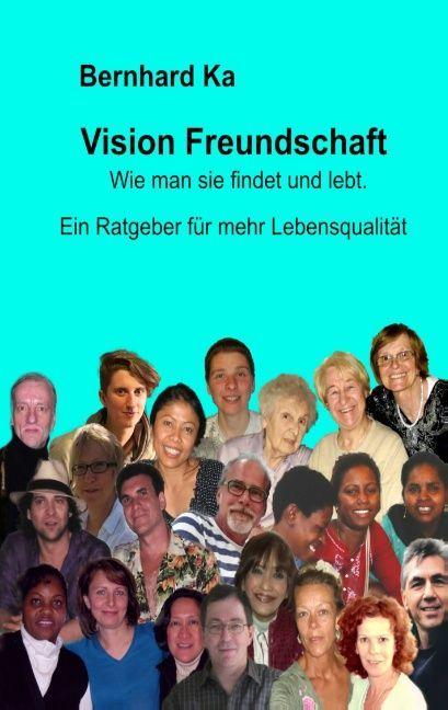Vision Freundschaft als Buch (kartoniert)