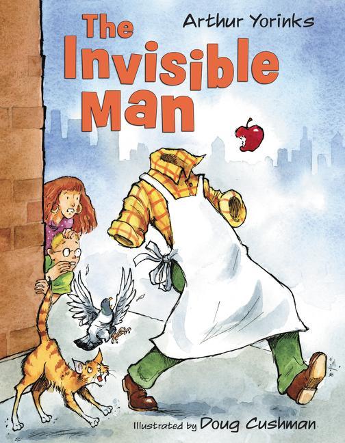 The Invisible Man als Buch (gebunden)