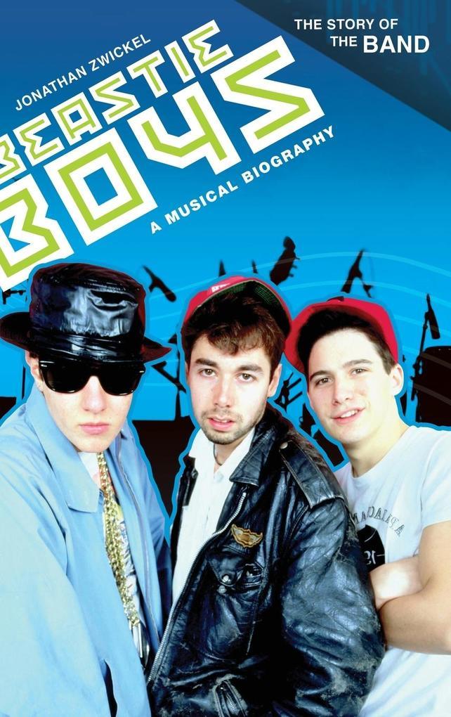 Beastie Boys als Buch (gebunden)