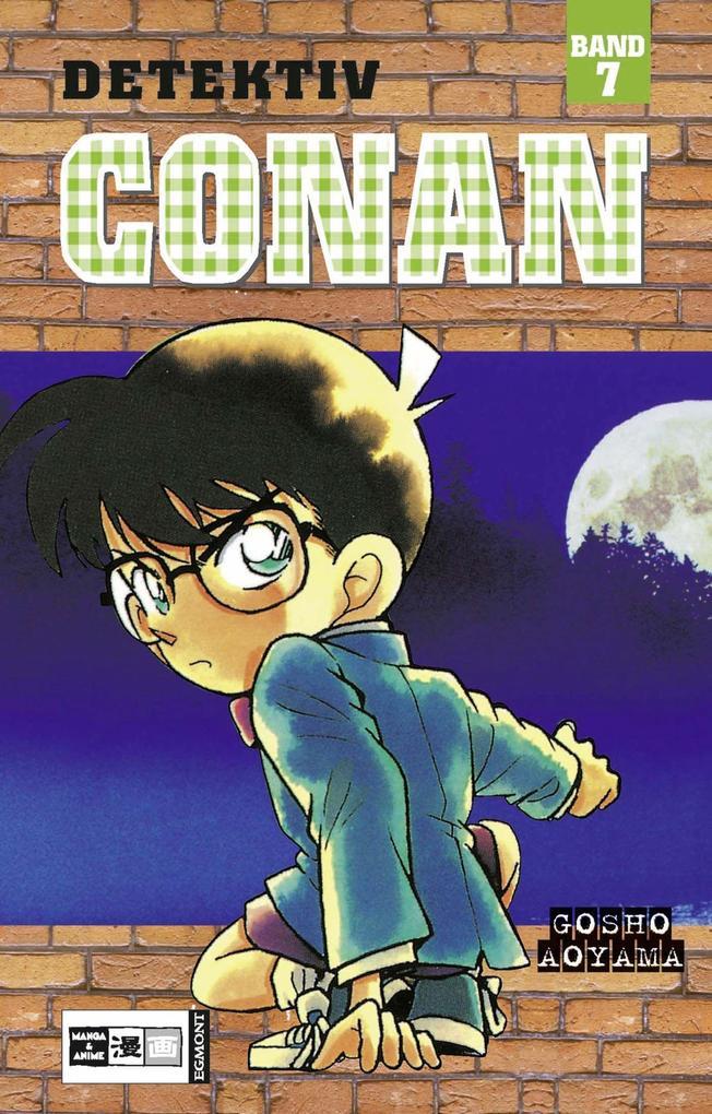 Detektiv Conan 07 als Buch