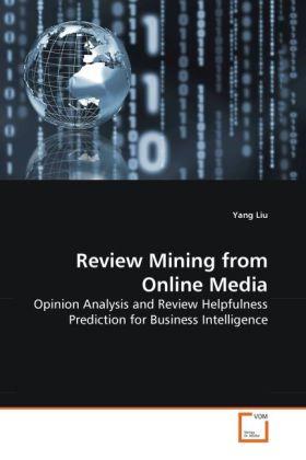 Review Mining from Online Media als Buch (gebunden)