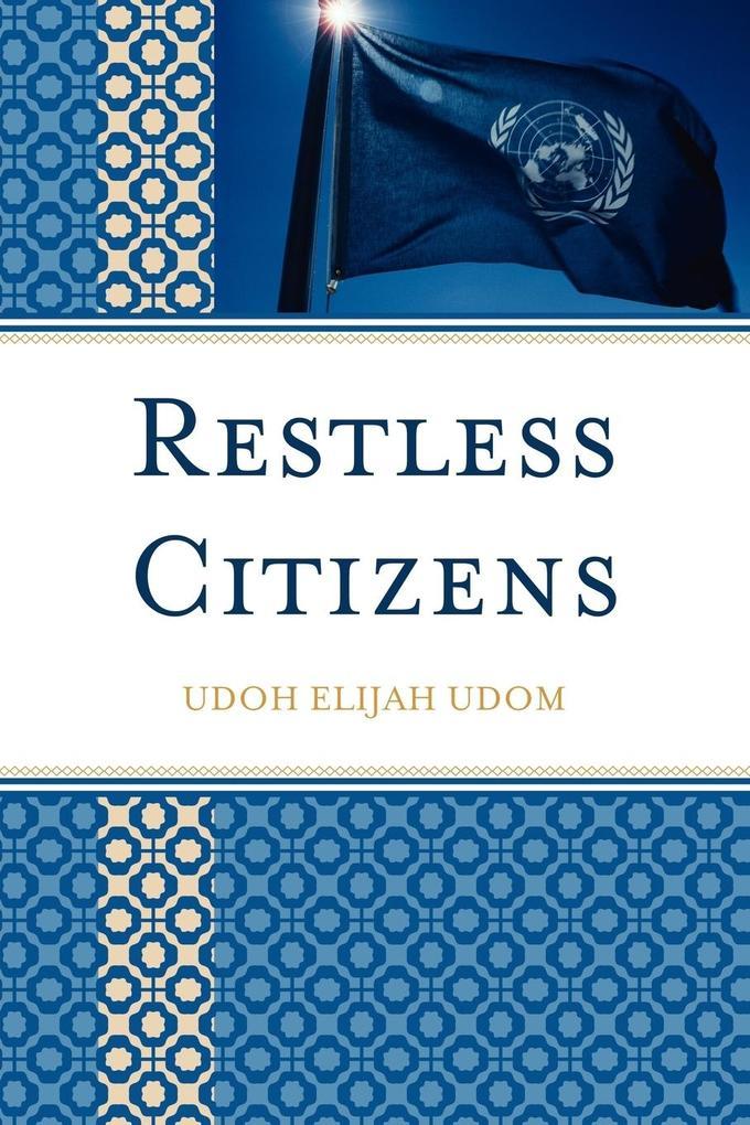 Restless Citizens als Taschenbuch