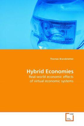 Hybrid Economies als Buch (kartoniert)