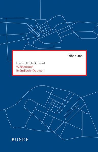 Wörterbuch Isländisch-Deutsch als Buch (gebunden)