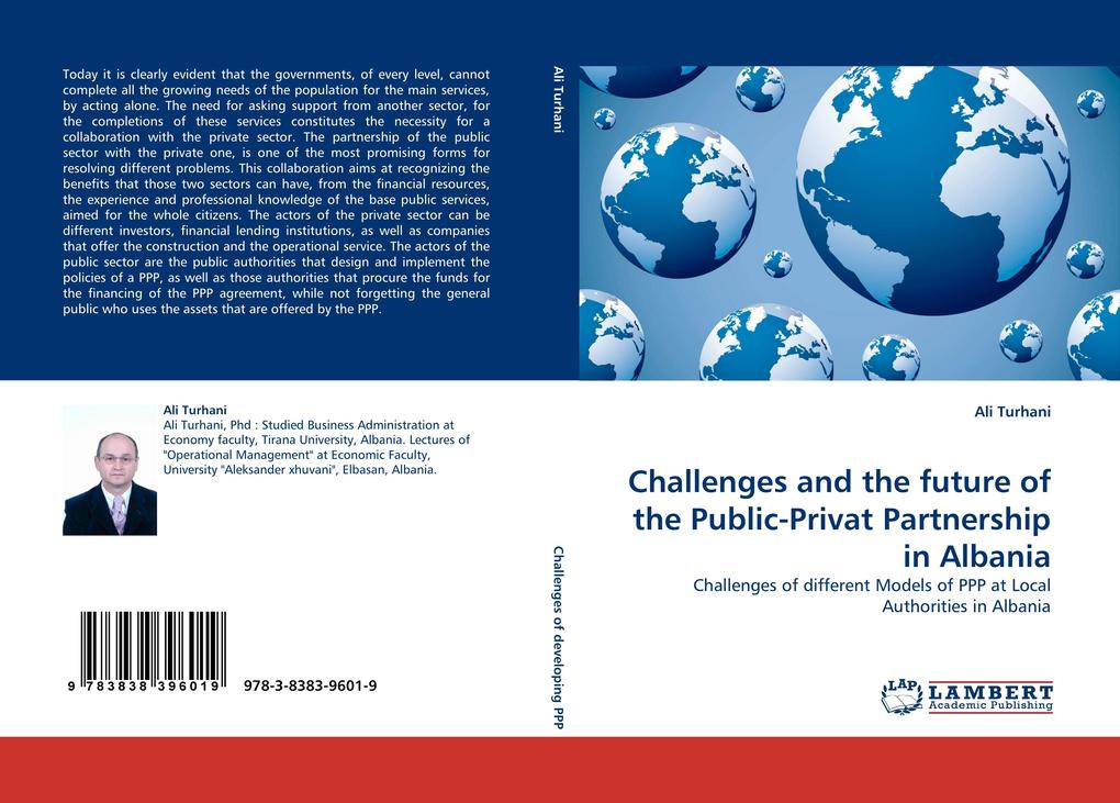 Challenges and the future of the Public-Privat Partnership in Albania als Buch (kartoniert)