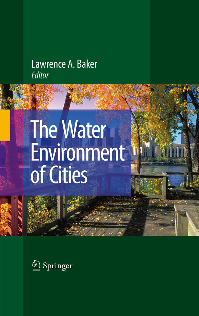 The Water Environment of Cities als eBook pdf