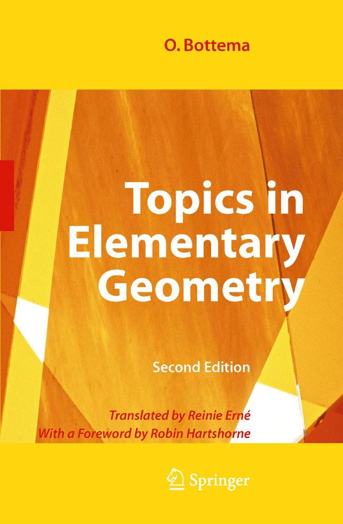 Topics in Elementary Geometry als eBook pdf