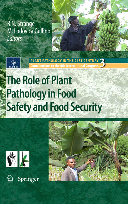 The Role of Plant Pathology in Food Safety and Food Security als eBook pdf