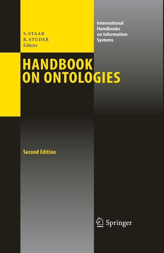 Handbook on Ontologies als eBook pdf