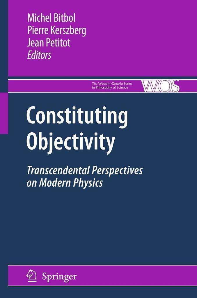 Constituting Objectivity als eBook pdf