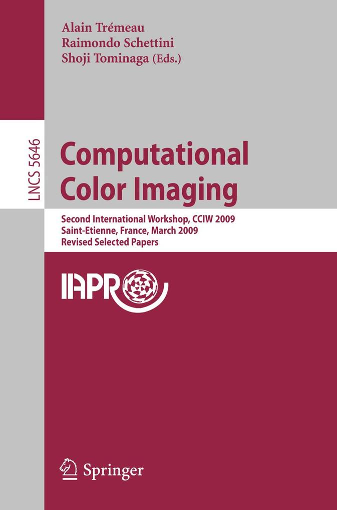 Computational Color Imaging als eBook pdf