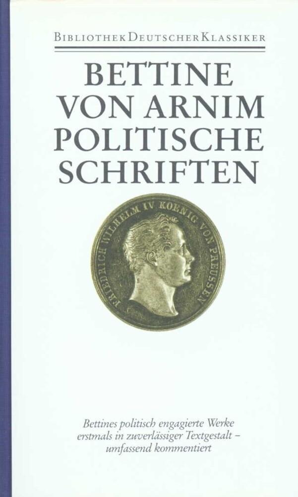 Politische Schriften als Buch (gebunden)