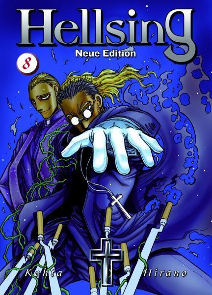 Hellsing - Neue Edition 08 als Buch (kartoniert)