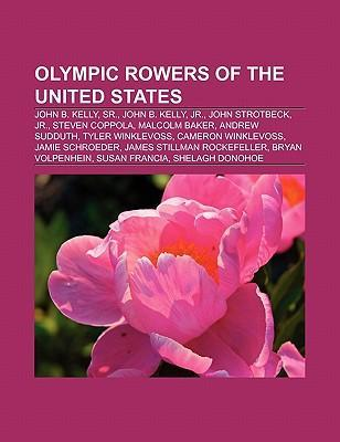 Olympic rowers of the United States als Taschenbuch