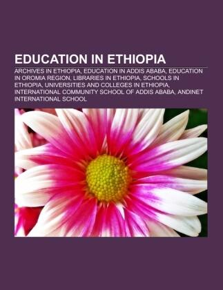Education in Ethiopia als Taschenbuch