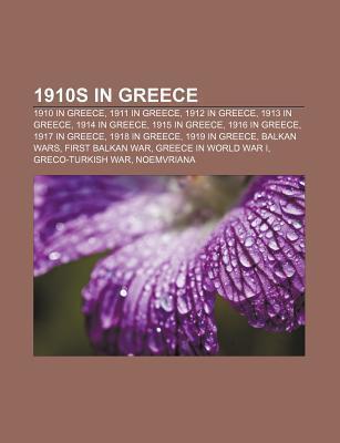 1910s in Greece als Taschenbuch