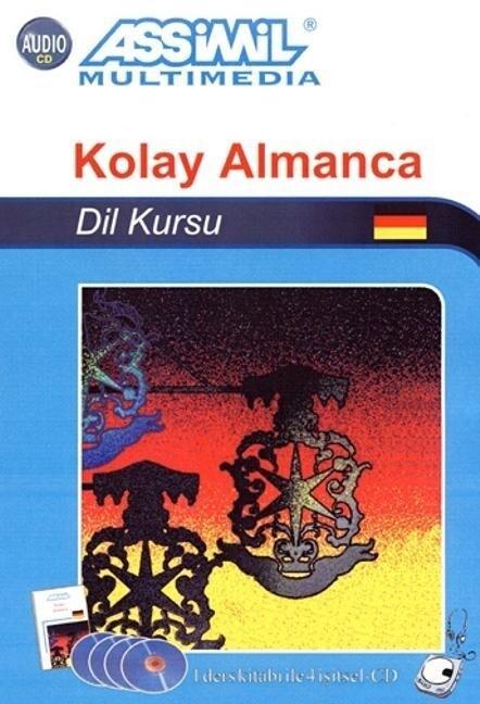 Assimil-Methode. Deutsch ohne Mühe heute für Türken. CD Multimedia-Box als Buch