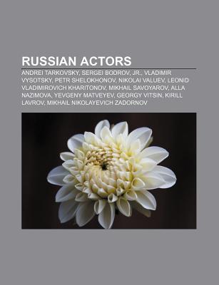 Russian actors als Taschenbuch