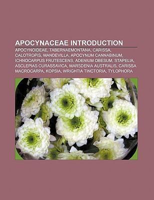 Apocynaceae Introduction als Taschenbuch