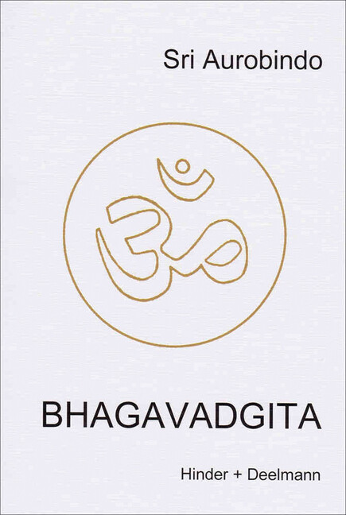 Bhagavadgita als Buch (kartoniert)
