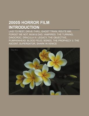 2000s horror film Introduction als Taschenbuch