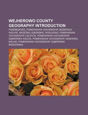 Wejherowo County geography Introduction als Taschenbuch