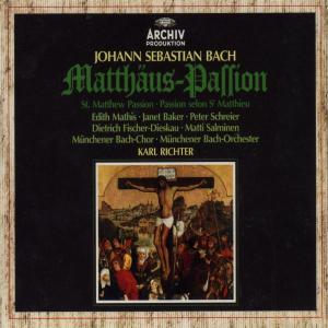 Matthäus Passion. 3 Klassik-CDs als CD