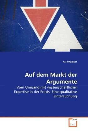 Auf dem Markt der Argumente als Buch (kartoniert)