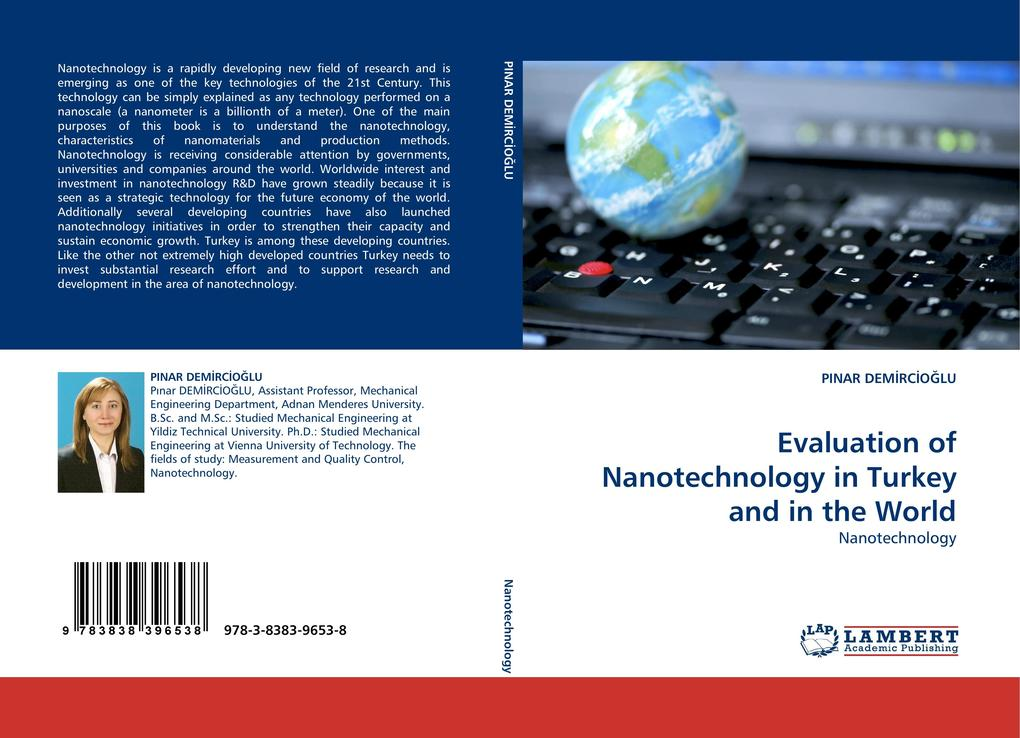 Evaluation of Nanotechnology in Turkey and in the World als Buch (kartoniert)