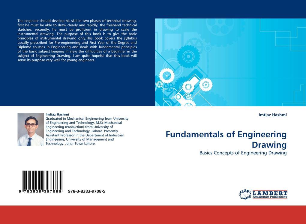 Fundamentals of Engineering Drawing als Buch (kartoniert)