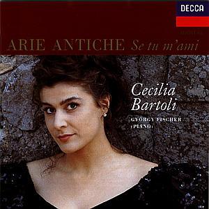 Arie Antiche als CD