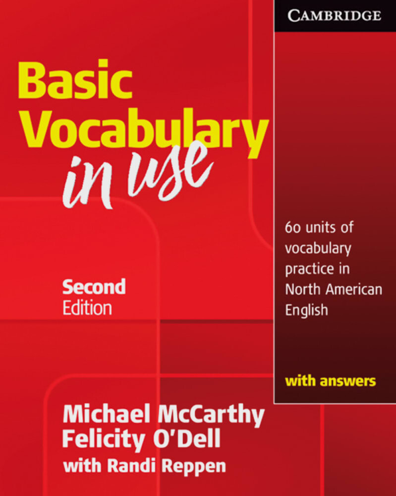 Basic Vocabulary in Use. Student's Book with answers als Buch