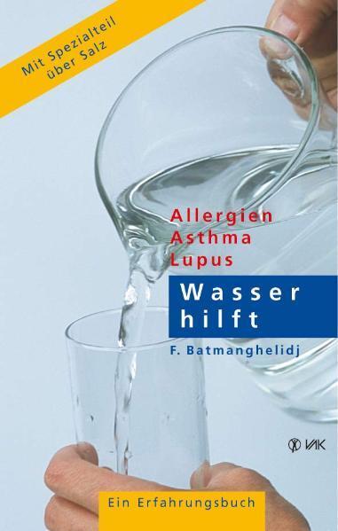 Wasser hilft als Buch