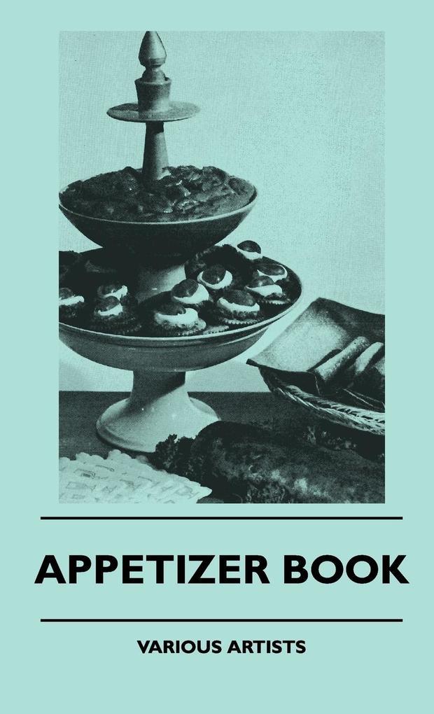 Appetizer Book als Buch (gebunden)
