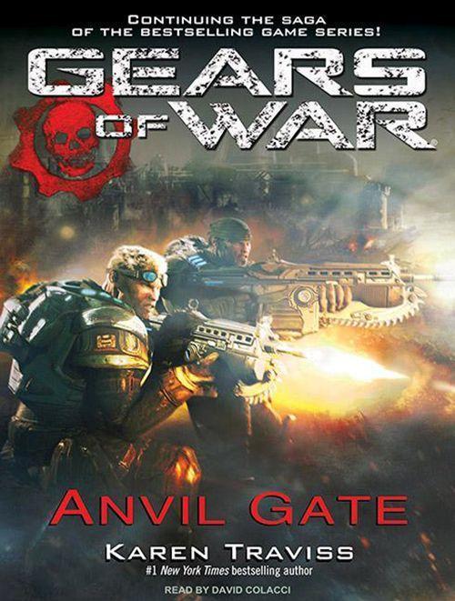 Gears of War: Anvil Gate als Hörbuch CD
