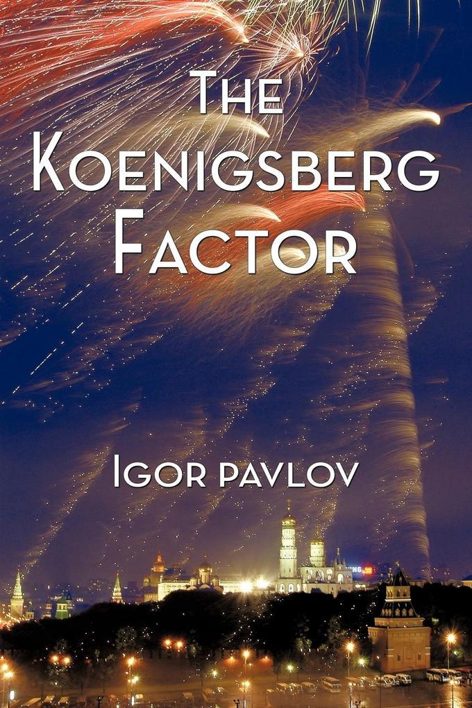 The Koenigsberg Factor als Taschenbuch