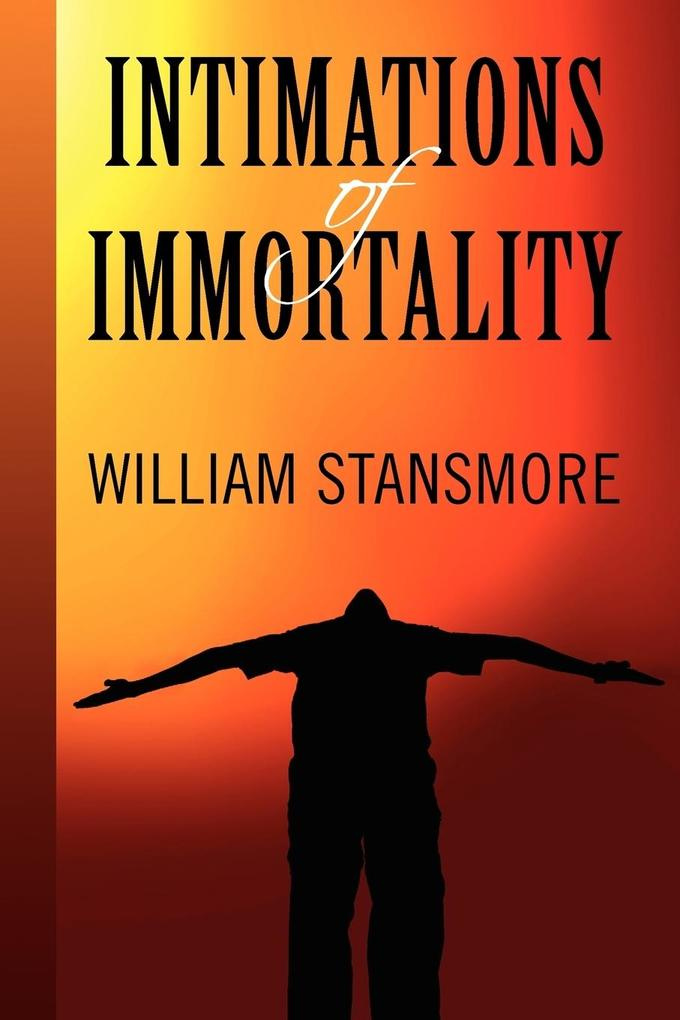Intimations of Immortality als Taschenbuch