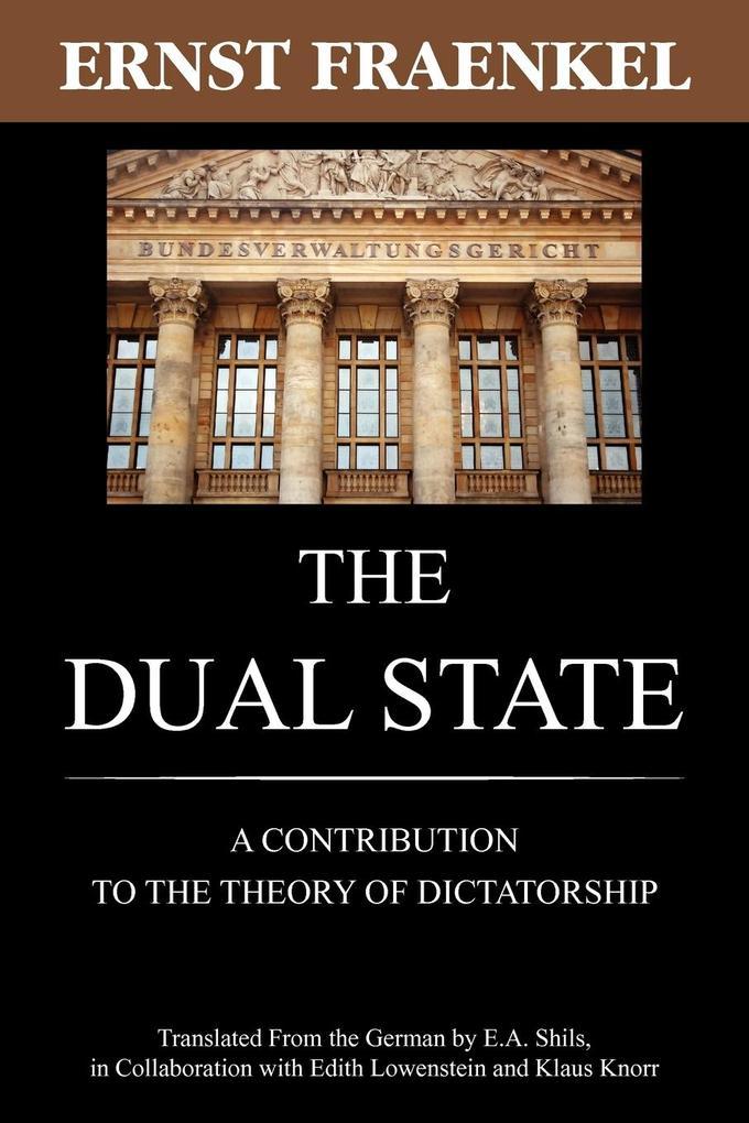 The Dual State als Buch (kartoniert)