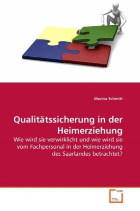 Qualitätssicherung in der Heimerziehung als Buch (kartoniert)