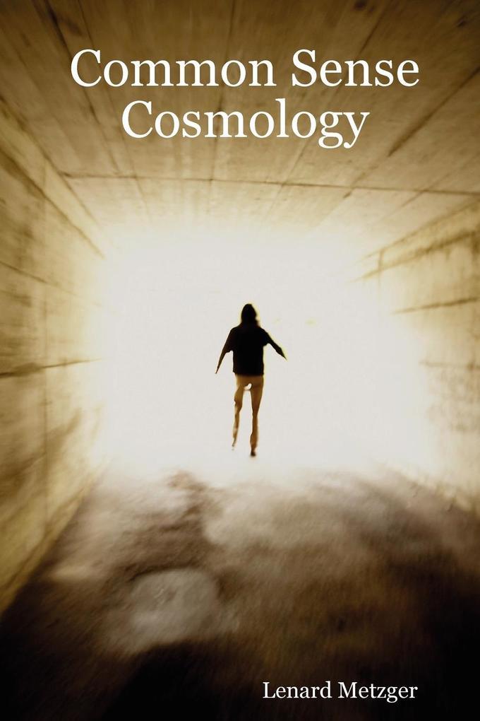 Common Sense Cosmology als Taschenbuch