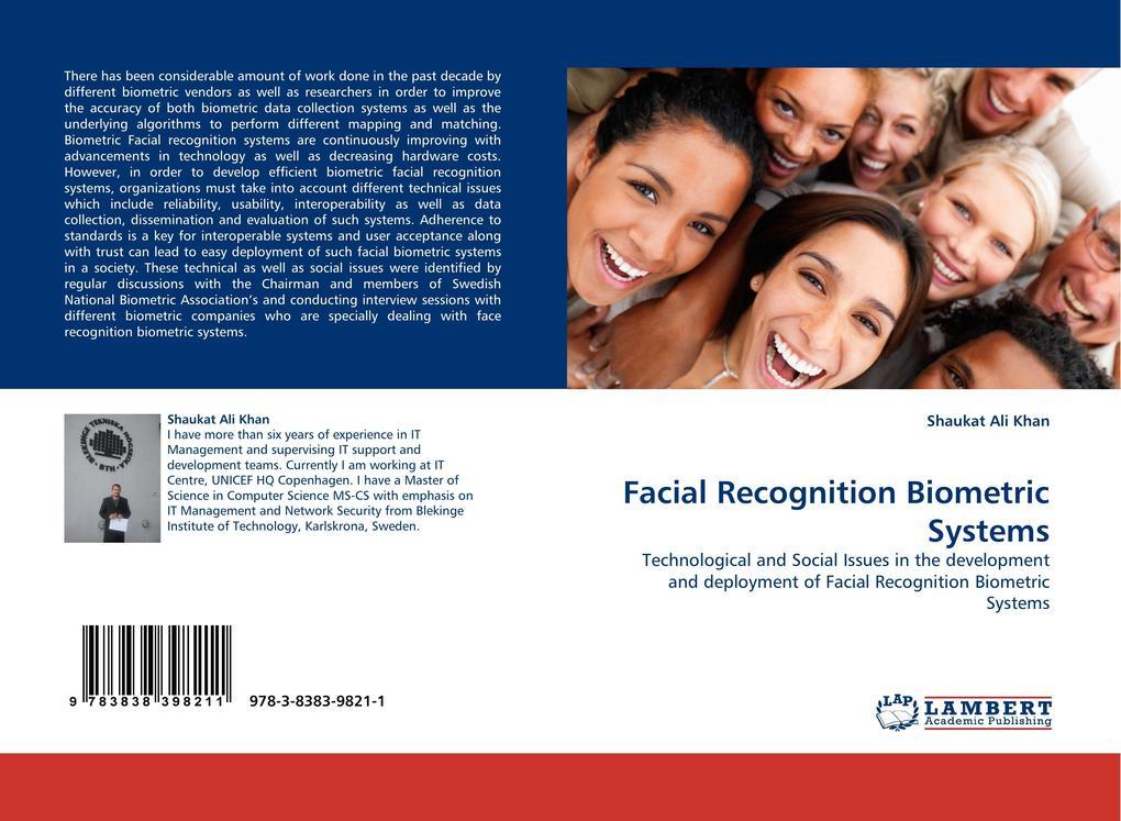 Facial Recognition Biometric Systems als Buch (gebunden)