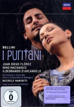 I Puritani als DVD