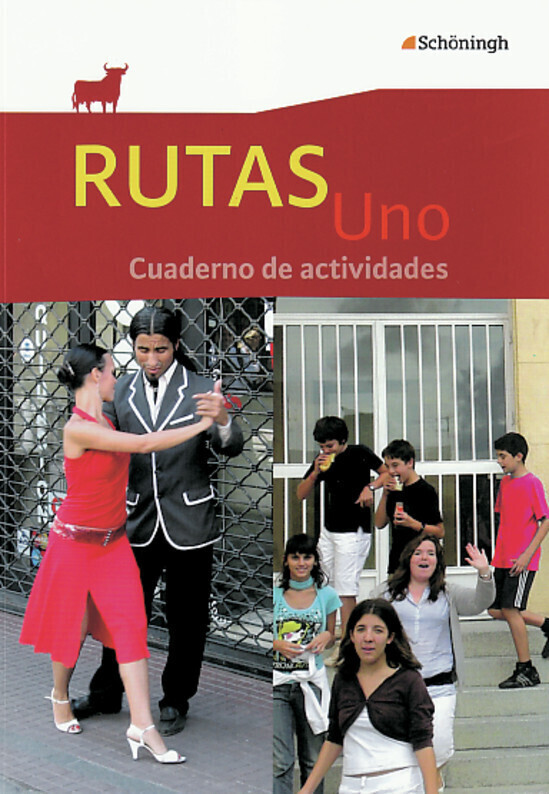 RUTAS Uno. Arbeitsheft als Buch (kartoniert)