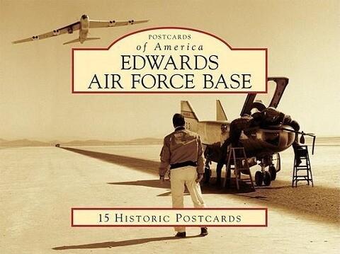 Edwards Air Force Base als Buch (gebunden)