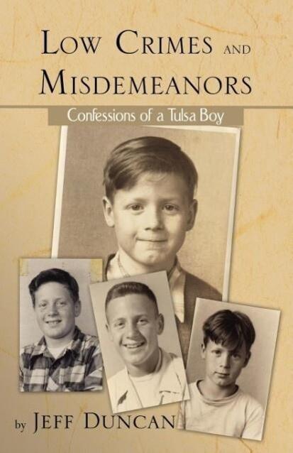 Low Crimes and Misdemeanors als Taschenbuch